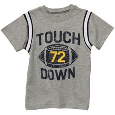 Short-Sleeve Graphic Tee | Toddler Boy Tops $8.40