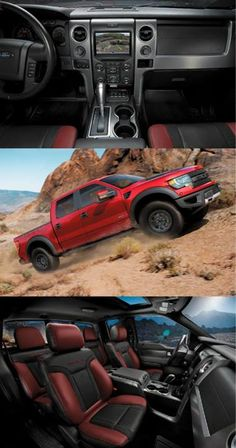2014 Ford F-150 Raptor SVT  Heck yess!! This is my dream truck