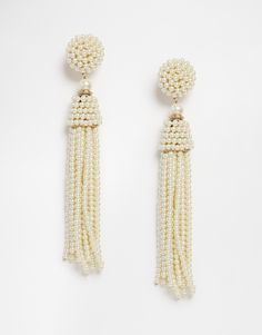 ALDO Faux Pearl Elieviel Drop Earrings