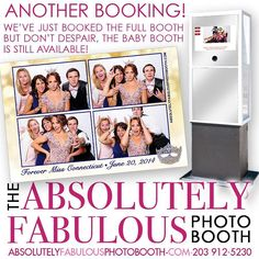 The #absolutelyfabulousphotobooth's #PartyBooth will be at the #rollinghillscountryclub in #Wilton CT Saturday for a #SweetSixteen.  Call (203) 912-5230 for #PhotoBooth availability for your #CorporateEvent #HeadShots #Birthday #Sweet16 #Wedding #BarMitzvah #BatMitzvah #Fundraiser and all occasions in #NY #NJ #CT. @gigmasters #Gigpics #PicPicSocial #PicPlayPost #eventplanner #weddingplanner #entrepreneur #business