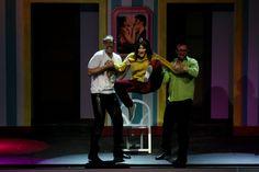 Gianluca Roncari (Gabri), Lisa Angelillo (Cinzia), Andrea Bottesini (Dan)