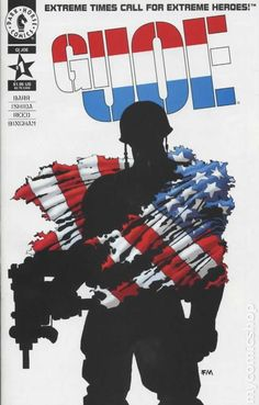 GI Joe (1995 Dark Horse 1st Series) 1D