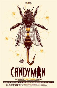 Candyman # alternative poster