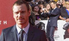 Michael Fassbender looks dapper in suave suit at Macbeth premiere