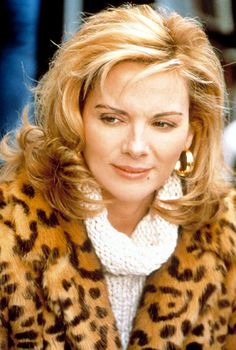 Sex and the City's Best Fashion Moments of All Time: Kim Cattrall