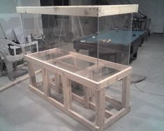 aquarium stand 75 gallon wood - Google Search