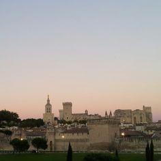 Avignon in PACA
