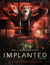 Everything You Need to Know About Implanted Movie (2021) Street Pictures, Artificial Intelligence Technology, Best Horror Movies, Actor John, Movie Titles, Movie Posters, Now And Then Movie, Best Horrors, Tv Shows Online