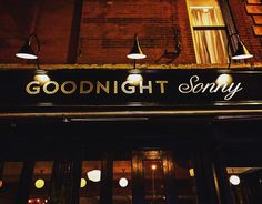 Stay warm out there folks remember our kitchen is open till 4am every night! Cheers see you soon. #goodnightsonny #nyc #bar #kitchenopenallnight by goodnightsonnynyc #instashare #sharingiscaring #love #theirsuccessisoursuccess