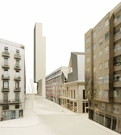 model/street