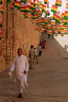 In the fortress of Mehrangarh (Jodhpur. India) | Dans la forteresse de Mehrangarh (Jodhpur. Inde) | En la fortaleza de Mehrangarh (Jodhpur. India)