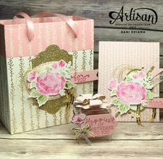 Hello there! Welcome to the Stampin' Up! Artisan Design Team Display Stamper blog hop. I'm so happy you've joined us! As we are sharin...