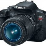 Canon Rebel T4i - New Entry Level Rebel, nice step up from prior models.