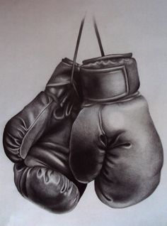 Download Hanging Everlast Boxing Gloves Hd