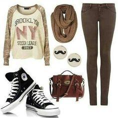 Leuke outfit