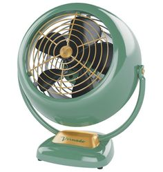 With its unique combination of power, aerodynamics and style, the Vornado Small Vintage Air Circulator Fan delivers whole room air circulation for smaller rooms. This fan features the original classic design from its initial 1945 release. Vornado Fan, Decoration Ikea, Decorations, Vintage Fans, Vintage Style, Vintage Room, Retro Vintage, Vintage Homes, Vintage Romance
