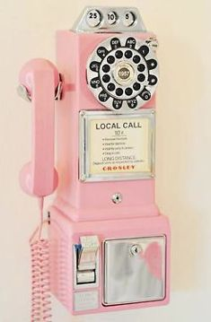 Awesome For A House Phone Vintage Pink Love Stuff