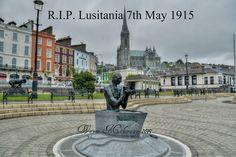 R.I.P. Lusitania 7th May 1915