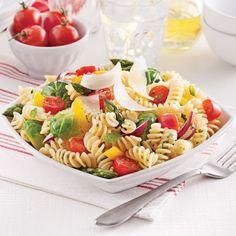 Rotinis aux légumes et fines herbes - Recettes - Cuisine et nutrition - Pratico Pratique