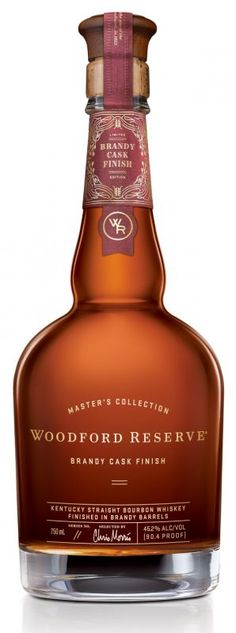 Add Woodford Reserve Master's Collection Brandy Cask Finish Kentucky Straight Bourbon to your wishlist and be the first to know when back in stock. Best Rye Whiskey, Whiskey Or Whisky, Scotch Whiskey, Irish Whiskey, Bourbon Gifts, Bourbon Cocktails, Woodford Reserve Bourbon, Home Brewing Beer, Bourbon Barrel