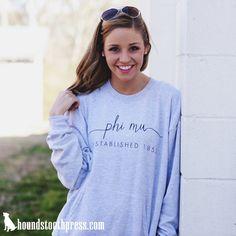 | #LoveTheLab houndstoothpress.com | Fraternity and Sorority Shirts | TShirts…