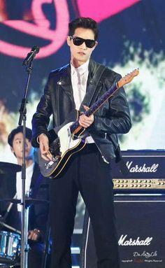 141025 JH at Korean Music Wave in Beijing