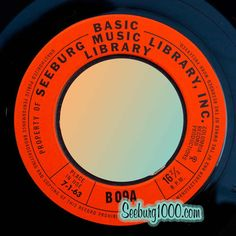 Basic Record from Seeburg 1000 Live Streaming Background Music Collection at www.seeburg1000.com