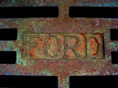 Rusty Ford symbol
