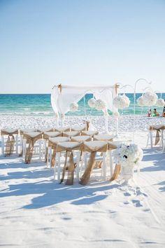 Destin Florida Beach Wedding Packages