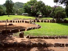 Puerto Rico Tibes Indigenous Ceremonial Center