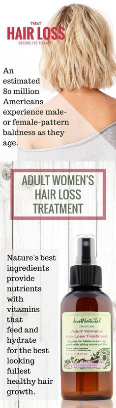 Use when experiencing thin, weak, falling hair. For full fresher looking hair.
