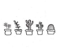 Image result for tumblr transparents black and white flowers