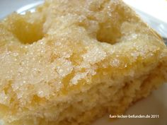 For yummy! found: butter cake or sugar cake The post For yummy! found: butter cake or sugar cake appeared first on Dessert Park. German Butter Cake, Baking Recipes, Cake Recipes, German Baking, Mini Tortillas, Gateaux Cake, Sugar Cake, Food Cakes, Cakes And More