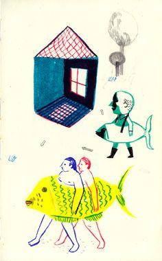 Bloc tardor-hivern/ Sketchbook autumn-winter 2015 on Behance