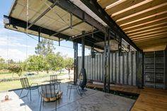shipping container home ecuador daniel moreno  sebasti n calero architects rpd