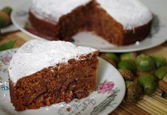 Dattel-Zimt-Kuchen
