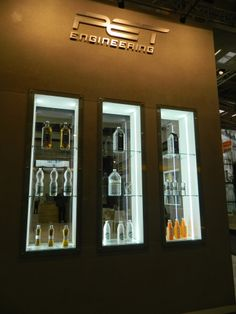 P.E.T. Engineering at Drinktec 2013