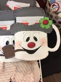 Christmas Craft Fair, Christmas Favors, 3d Christmas, Christmas Paper Crafts, Christmas Projects, Handmade Christmas, Holiday Crafts, Snowman Crafts, Snowman Soup