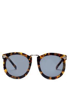 Lunar sunglasses  | Karen Walker Eyewear | MATCHESFASHION.COM US