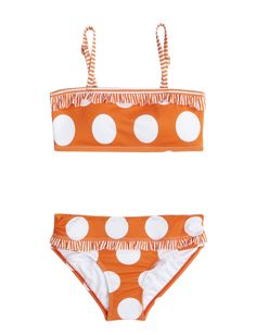Polka Dot And Stripe Bikini Swimsuit | Bikinis | Swimsuits | Shop Justice  I have that! Gotta pin it!