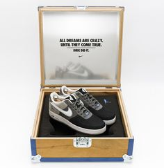 premium selection c2859 e1b2e Nike Designs Air Force 1 Bespoke For Dirk Nowitzki