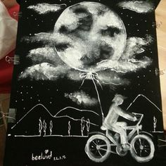 Latest handpainted t shirt - redraw for a custom order