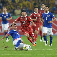 Kiatisuk dares to dream as Thailand look to emulate Leicester City