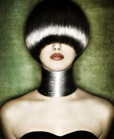 NAHA 2012 Finalist: Master Stylist Photographer: Eric Fisher Enigmatic Collection