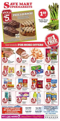 save mart weekly ad grocery ads save mart prepared foods Rancho Markets Weekly Ad July 28 To August 3 2020 save mart weekly ad grocery ads save mart prepared foods seabra foods weekly ad valid from 06062020 ... Beef Loin, Pork Loin Chops, Grocery Ads, Grocery Coupons, Save Mart, Beef Farming, Make A Flyer, Flyer Free, Angus Beef