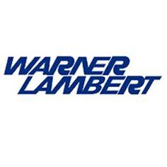 Warner Lambert 1990s logo