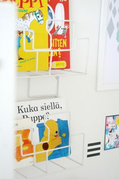 Books display