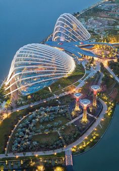 Places to visit in Singapore: Gardens by The Bay