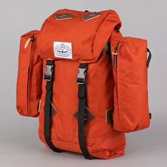 Poler Rucksack Orange