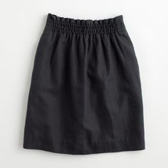 Factory twill bell skirt (38 AUD) found on Polyvore